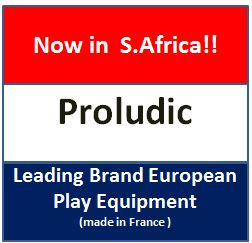 Proludic , award winning French design Play grounds